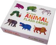 Cover of: Eric Carle Animal Flash Cards | Eric Carle