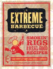 Cover of: Extreme Barbecue | Dan Huntley
