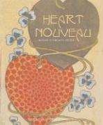 Heart Nouveau Deluxe Notecards