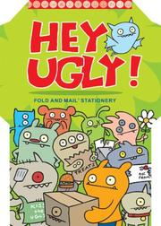 Cover of: Hey Ugly Fold and Mail | Uglydolls