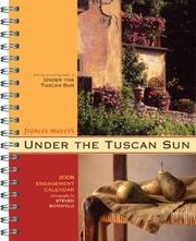 Cover of: 2008 Engagement Calendar: Under the Tuscan Sun