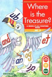 Cover of: Where is the treasure?