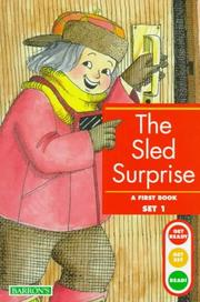 Cover of: The sled surprise