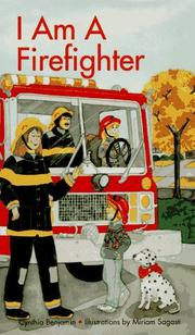 Cover of: I am a firefighter
