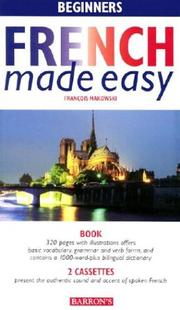 Cover of: French Made Easy--Beginners |