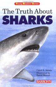 Cover of: The truth about sharks