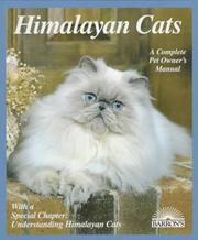 Cover of: Himalayan cats