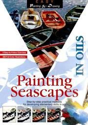 Painting seascapes in oils
