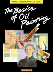 The basics of oil painting.