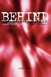 Cover of: Behind the Disappearances