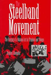 Cover of: The Steelband Movement