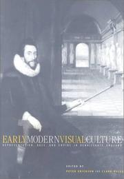 Cover of: Early Modern Visual Culture |