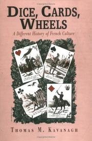Cover of: Dice, Cards, Wheels