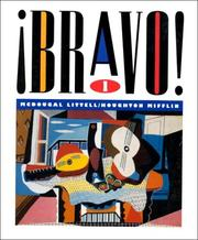 Cover of: Bravo! | Tracy D. Terrell