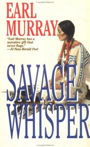 Cover of: Savage whisper