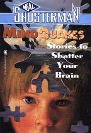 Cover of: Mindquakes: Stories to Shatter Your Brain