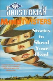 Cover of: Mindtwisters | Neal Shusterman