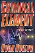 Cover of: Criminal Element (A Larry Cole Mystery)