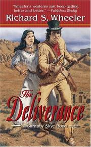 Cover of: The Deliverance (Skye's West)