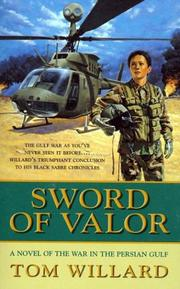 Cover of: Sword of Valor