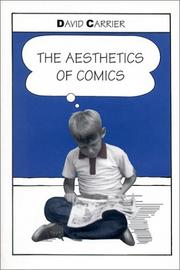 Cover of: The aesthetics of comics