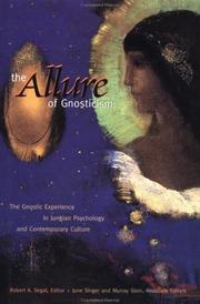 Cover of: The Allure of Gnosticism |