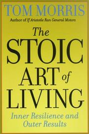 Cover of: The Stoic Art of Living
