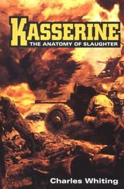 Cover of: Kasserine