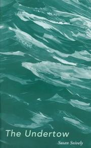 Cover of: The Undertow (Contemporary Poetry Series (Orlando, Fla.).)