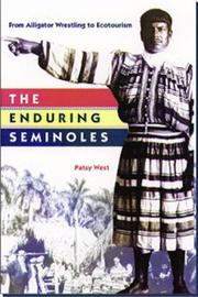 Cover of: The Enduring Seminoles