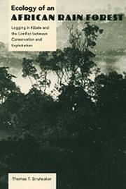 Cover of: Ecology of an African rain forest