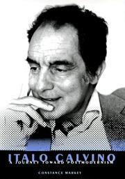 Cover of: Italo Calvino