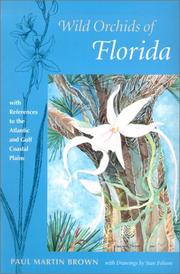 Cover of: Wild Orchids of Florida