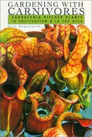 Cover of: Gardening with carnivores