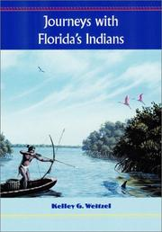 Cover of: Journeys With Florida's Indians (Upf Young Readers Library)
