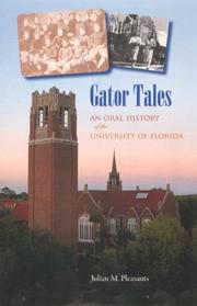 Cover of: Gator Tales | Julian M. Pleasants