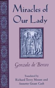 Cover of: Miracles of Our Lady