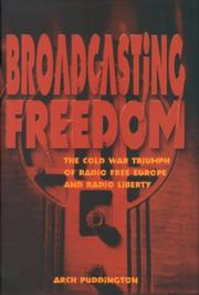 Cover of: Broadcasting freedom