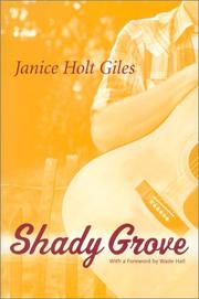 Cover of: Shady Grove