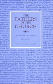 Cover of: Fathers of the Church | Theodoret, Bishop of Cyrrhus