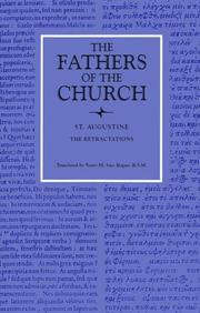 Cover of: Fathers of the Church: Saint Augustine