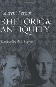 Rhetoric in antiquity by Laurent Pernot