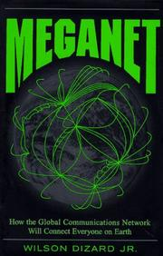 Cover of: Meganet | Wilson P. Dizard
