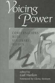 Cover of: Voicing Power | Gail Hanlon
