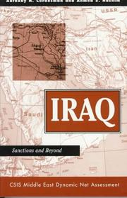 Iraq by Anthony H. Cordesman, Ahmed Hashim