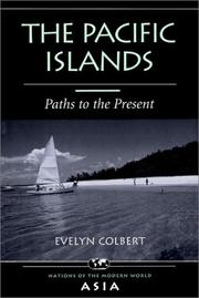 Cover of: The Pacific Islands | Evelyn S. Colbert