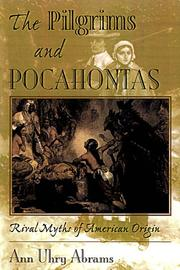 The pilgrims and Pocahontas by