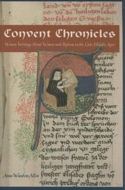 Cover of: Convent Chronicles