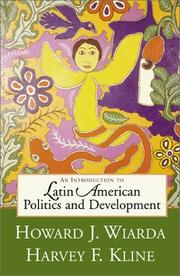 Cover of: Introduction to Latin American Politics and Development