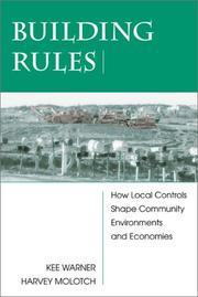 Cover of: Building Rules | Kee Warner